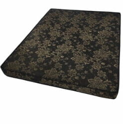 Black Quilted Asia Deluxe