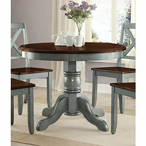 Better Homes And Gardens Cambridge Place Dining Table Antique Sage 0