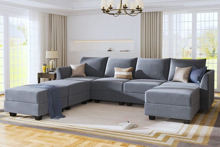 Honbay Sectional Sofa Review