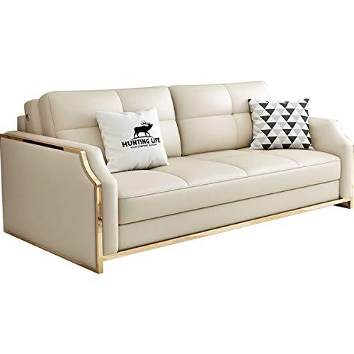 Premium Convertible Sofa Futon With Space Saving Storage Compartments Sofa Bed Couch For Living Roomergonomic Designfoldable Loveseat Sleeper Sofa Furniture Decorationwhite205M 0